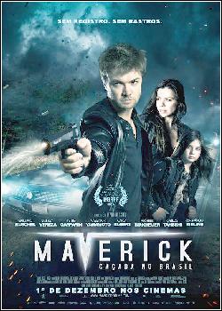 Maverick: Caçada no Brasil Dublado (2018)