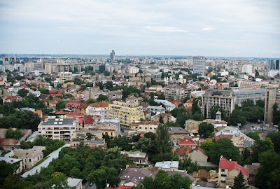 Bucharest city