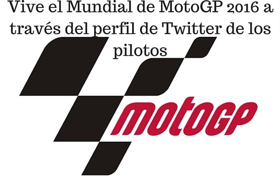 MotoGP, Motociclismo, Twitter, Redes Sociales, Social Media,