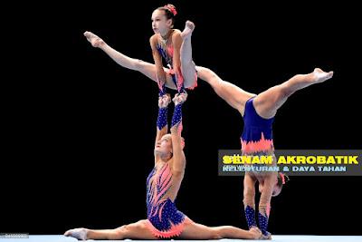 Pengertian senam akrobatik - berbagaireviews.com