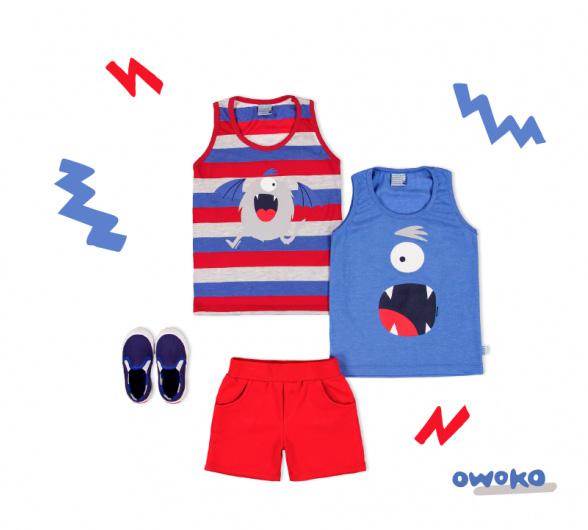 Ropa de verano para niños moda 2018.