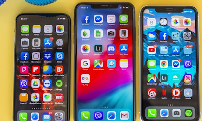 """2020 Iphone Persiapan Ponsel Layar OLED 5.42"""", 6.06"""" dan 6.67"""""""