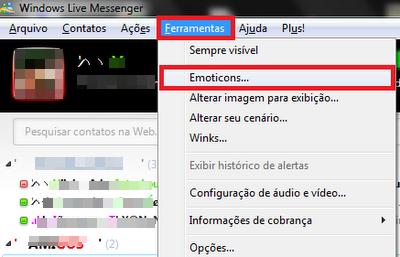LETRAS PARA MSN EMOTICON DE COLORIDAS BAIXAR