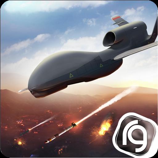 تحميل لعبة Drone Shadow Strike v1.4.44 مهكرة للاندرويد نقود لا تنتهي