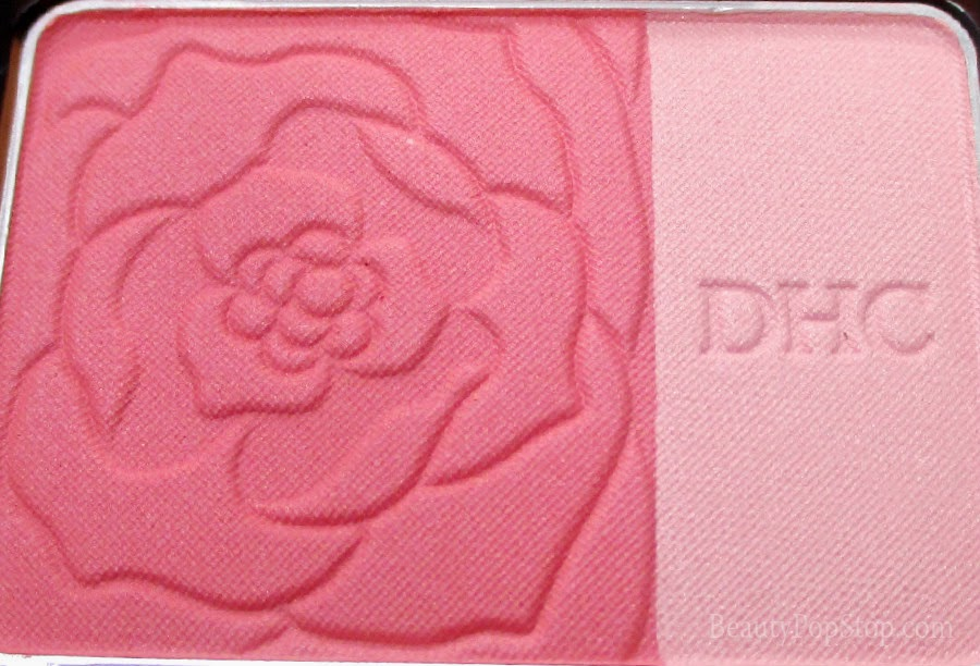 DHC Face Color Palette EX RD04 Radiant Ruby review