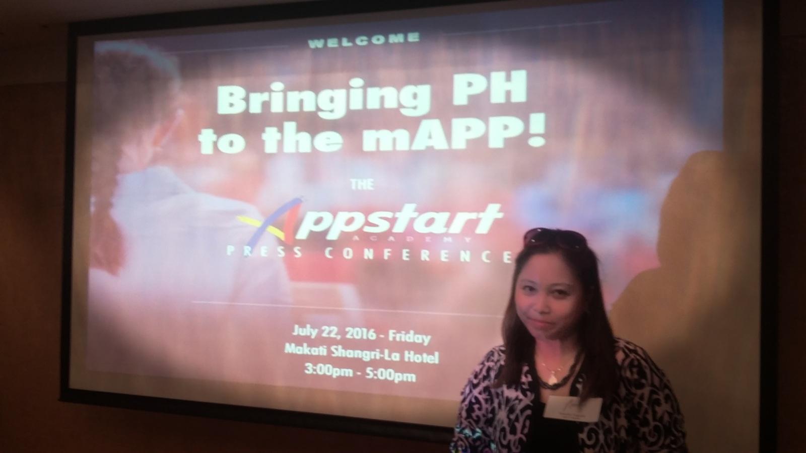 Seraphimsnotes blogspot com: Appstart Academy: Teaching Filipino's