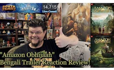 koricon nala, youtube, movie reviews and reactions