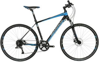 Stolen Bicycle - Boardman MX Sport