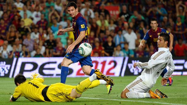 Messi habría sido tentado por el Real Madrid