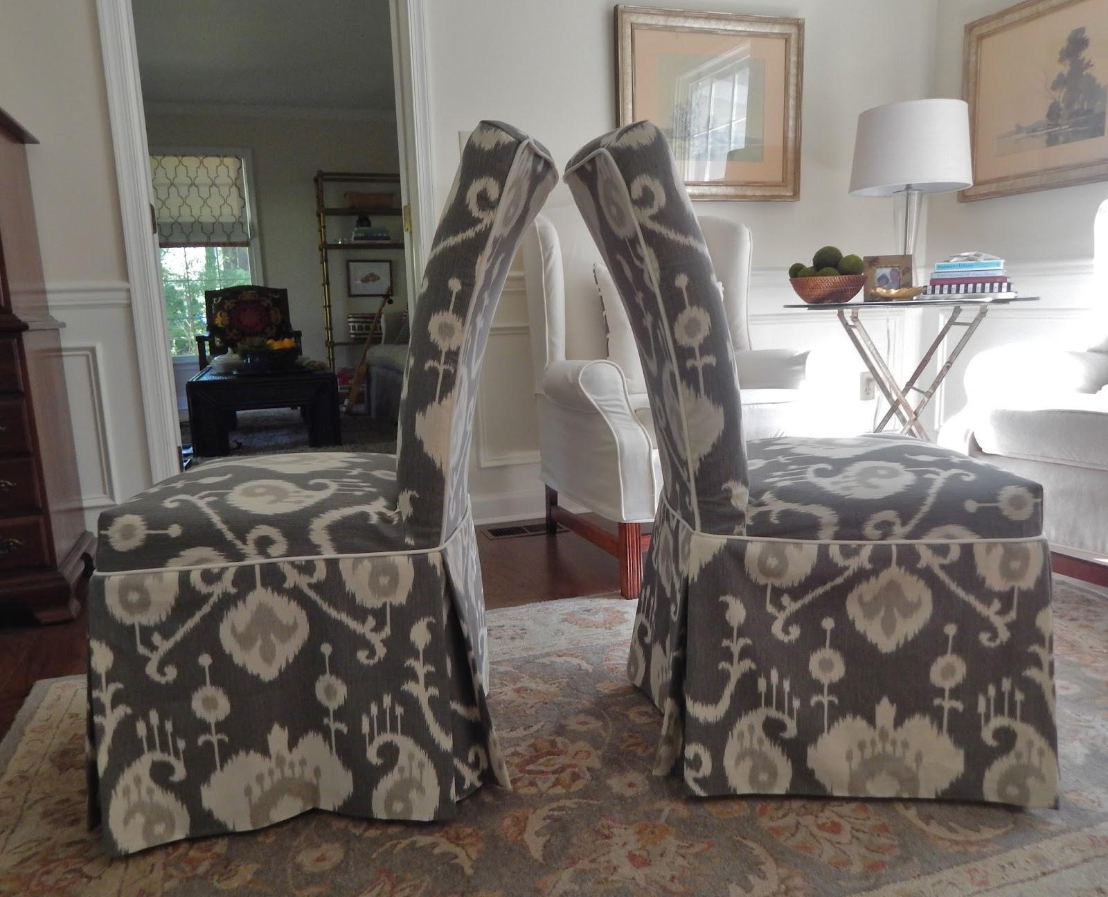Pam Morris Sews The Parsons Chair