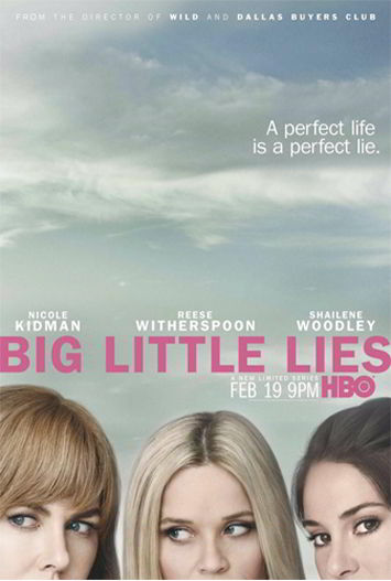Big Little Lies Temporada 1 HD 720p Latino