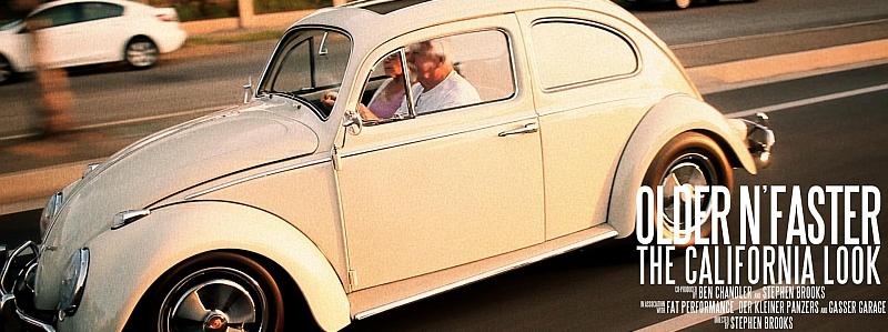 Older n' Faster - Die Cal-Look Story | VW Käfer Tuning at it´s best | Dokumentation