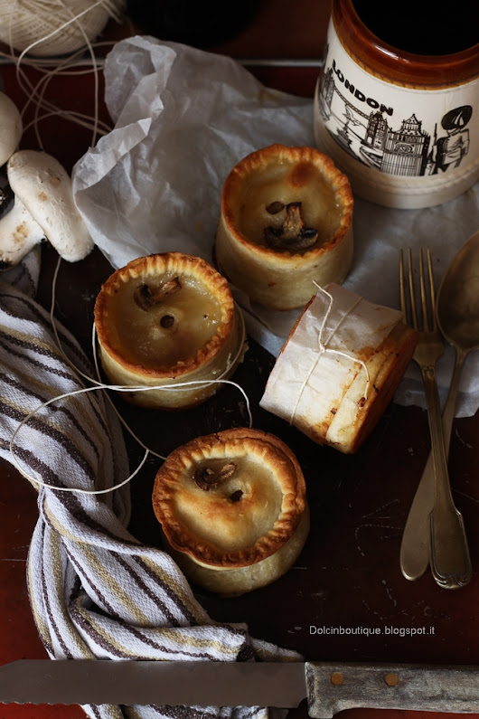 Scottish meat pies e Taste&-More n.12