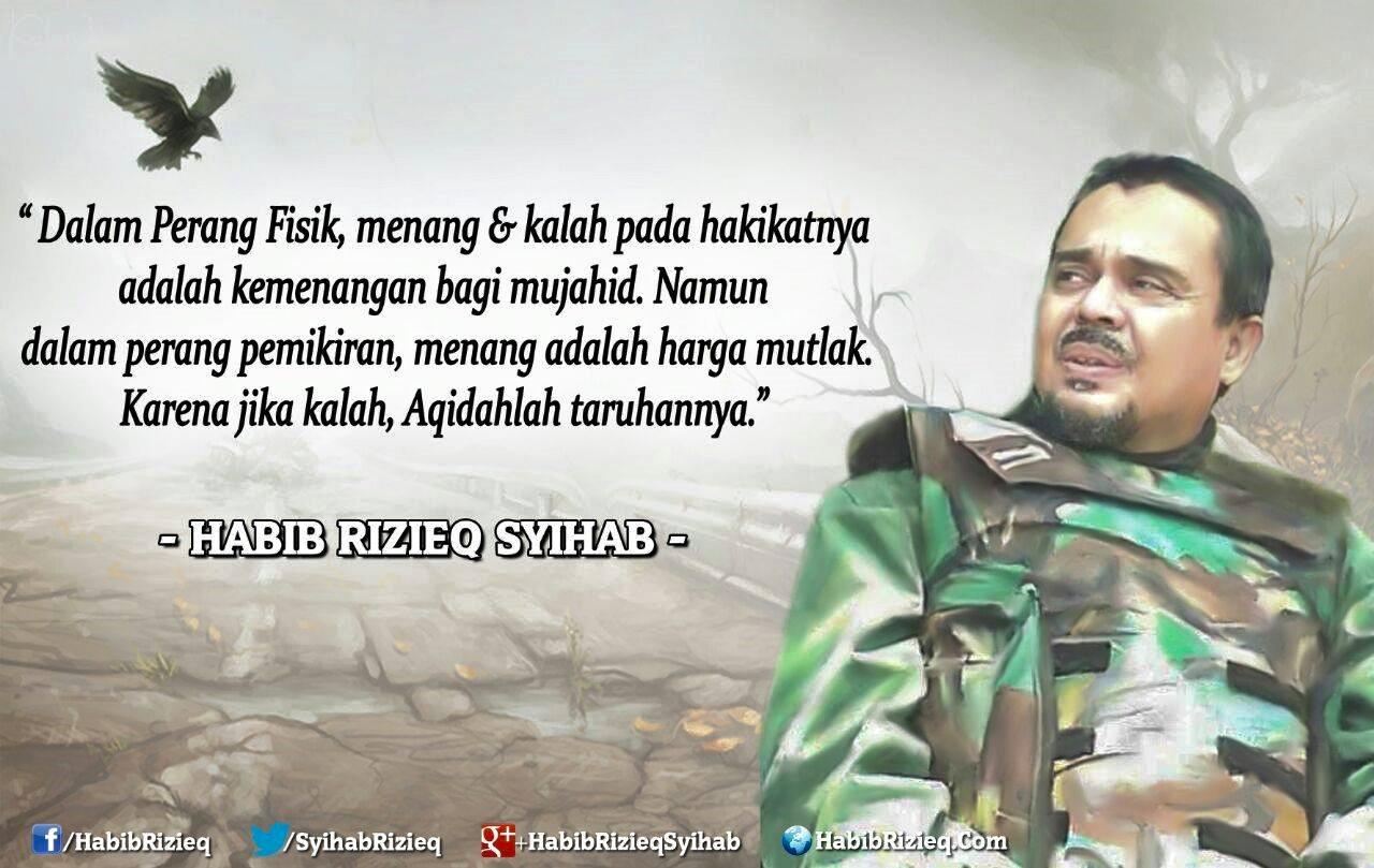 25+ Kata Mutiara Habib Rizieq Photos   Kata Mutiara Terbaru