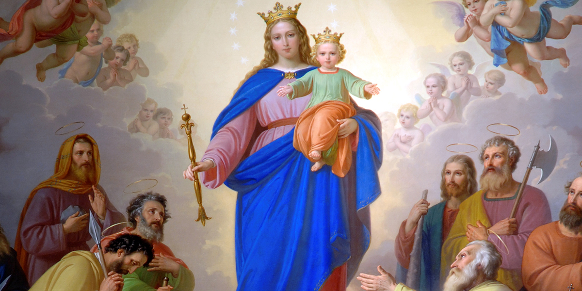 Catholic News World : Our Lady Help of Christians a ...