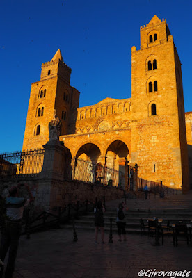 cattedrale normanna cefalu cristo pantocratore