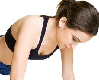 olahraga mengencangkan payudara