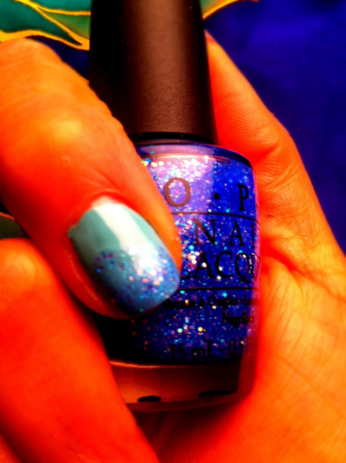 All the girly things: Fast nail design for busy people