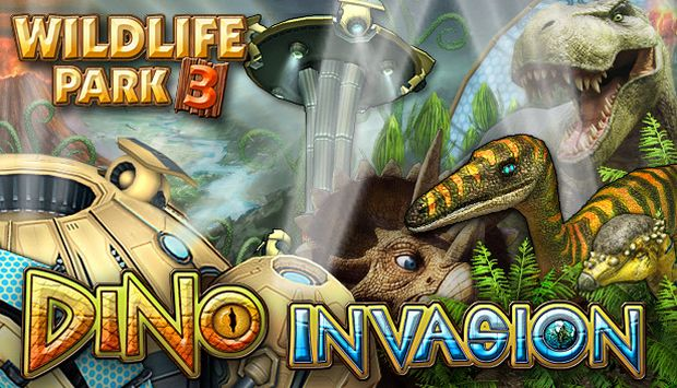 WILDLIFE PARK 3 DINO INVASION Free Download