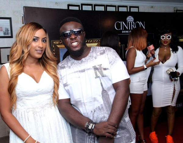 juliet ibrahim 30th birthday party