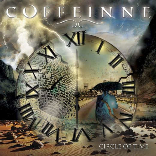 COFFEINNE - Circle Of Time (2017) full