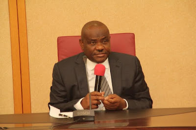 Rivers Governor, Nyesom Wike Grants Automatic Employment to Persons with Disability chiomaandy.com
