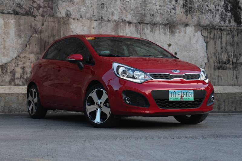 Review: 2013 Kia Rio 1.4 EX Hatchback | Philippine Car News, Car ...