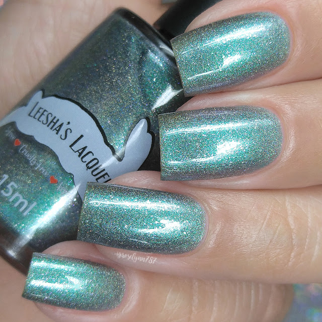 Leesha's Lacquer - Northern Lights