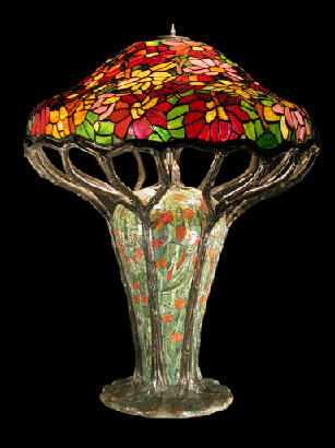 P F F T Tiffany Lamps