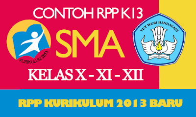 Download RPP Kimia Kelas X Kurikulum 2013 Revisi 2016 (SMA, MA)