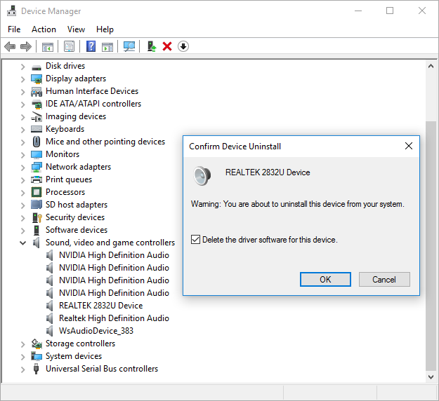 Realtek 2832U Streaming Media and Broadcast Devices Windows 8 X64 Treiber