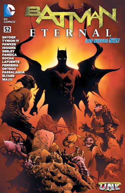 Batman eternamente 52