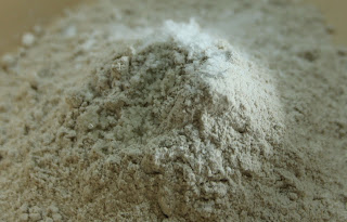 Organic buckwheat for blini recipe