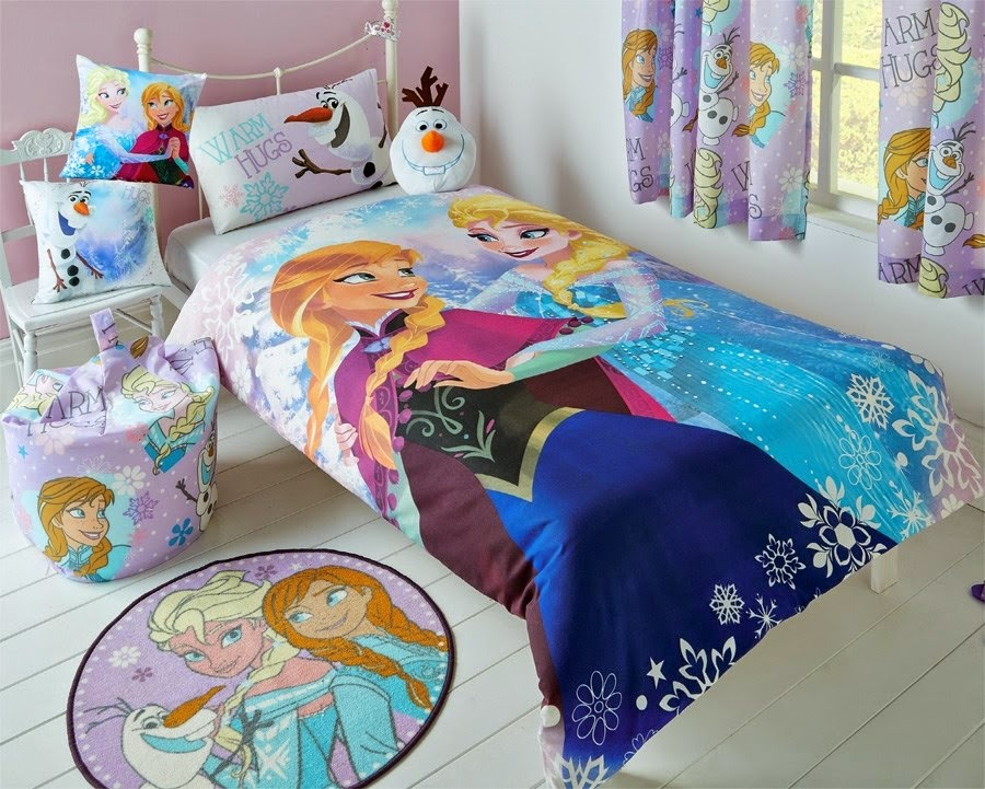 Disney Frozen Bedding Co-ordinates