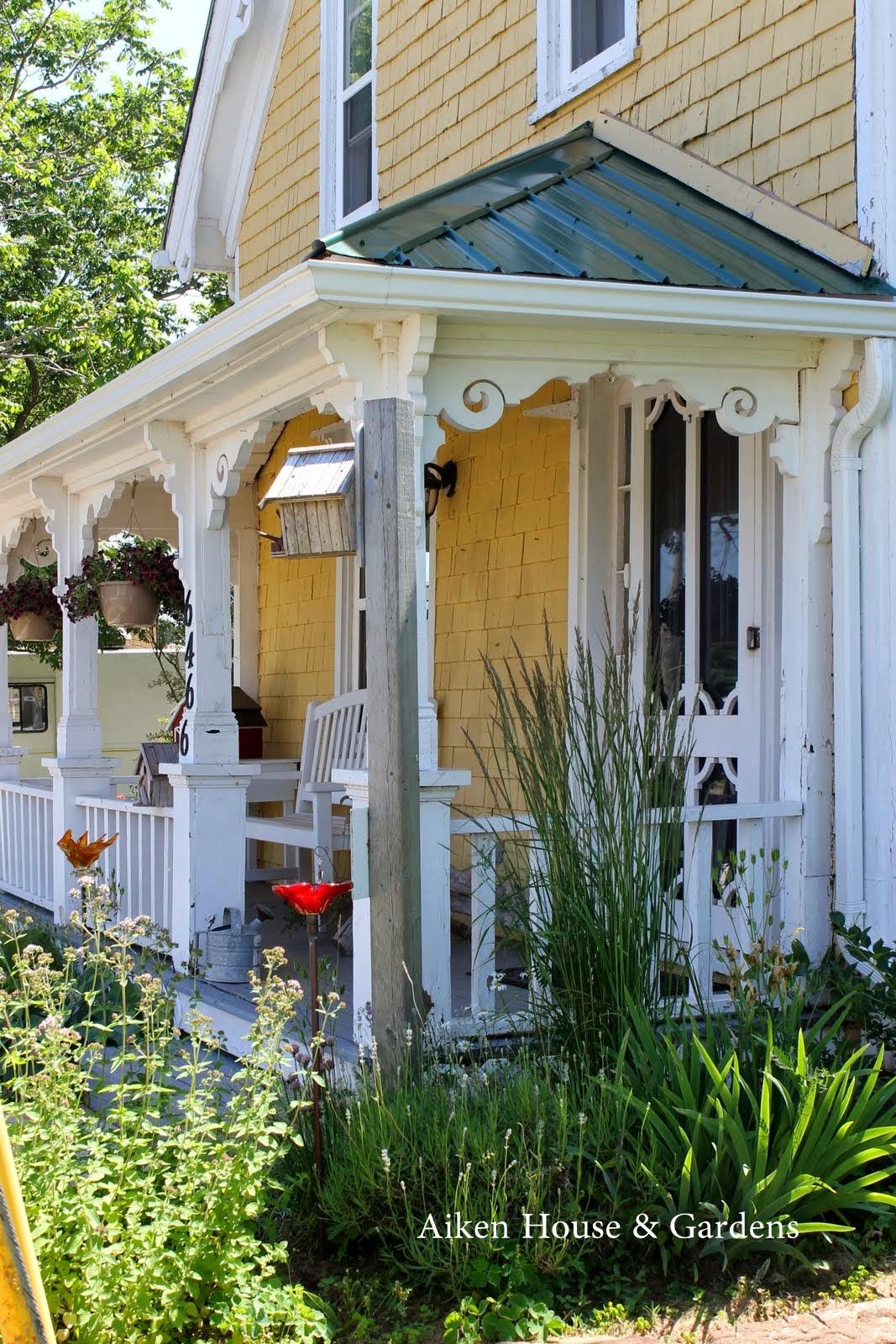 Aiken House Amp Gardens Summer Porches