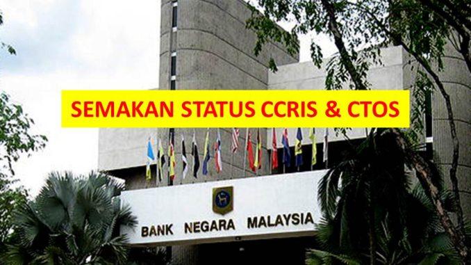 Semakan Status CCRIS Dan CTOS