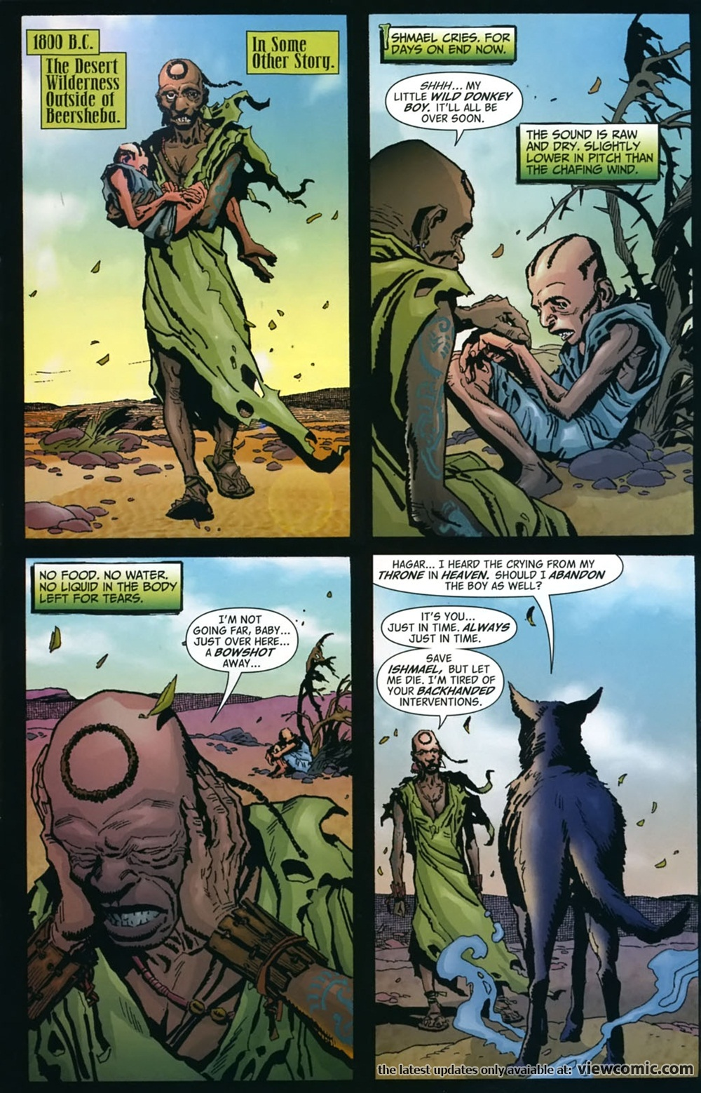 Swamp thing v4 024 reading comics online for The thing free online
