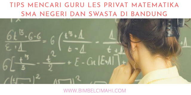 Guru Les Privat Matematika
