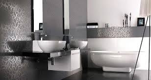 Decoración baño blanco gris