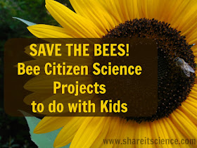 save the bees citizen science