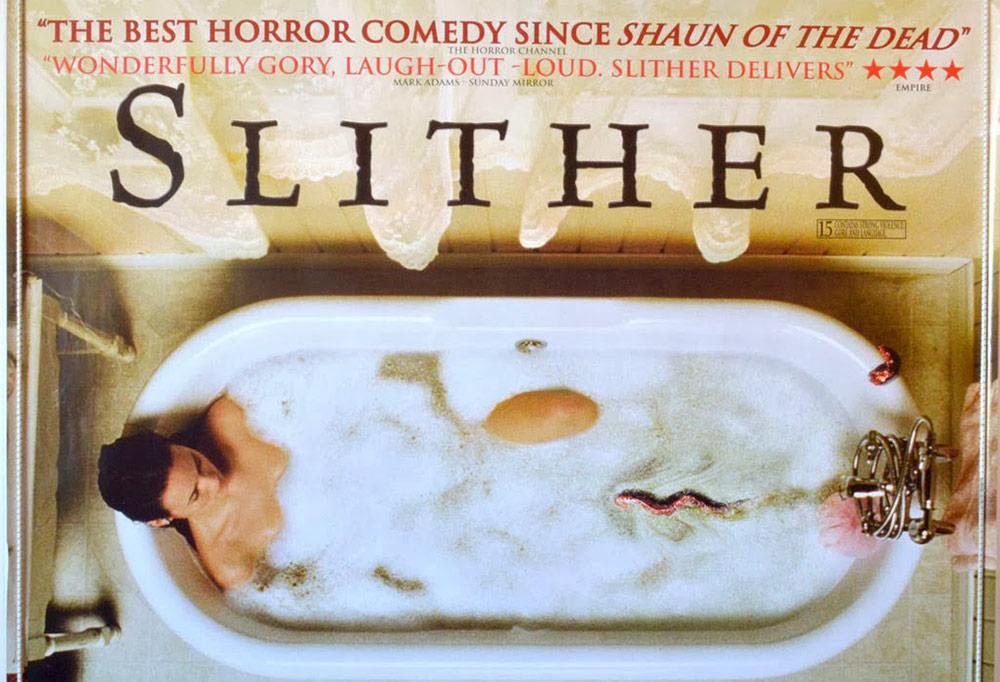 La plaga (Slither) (2006)