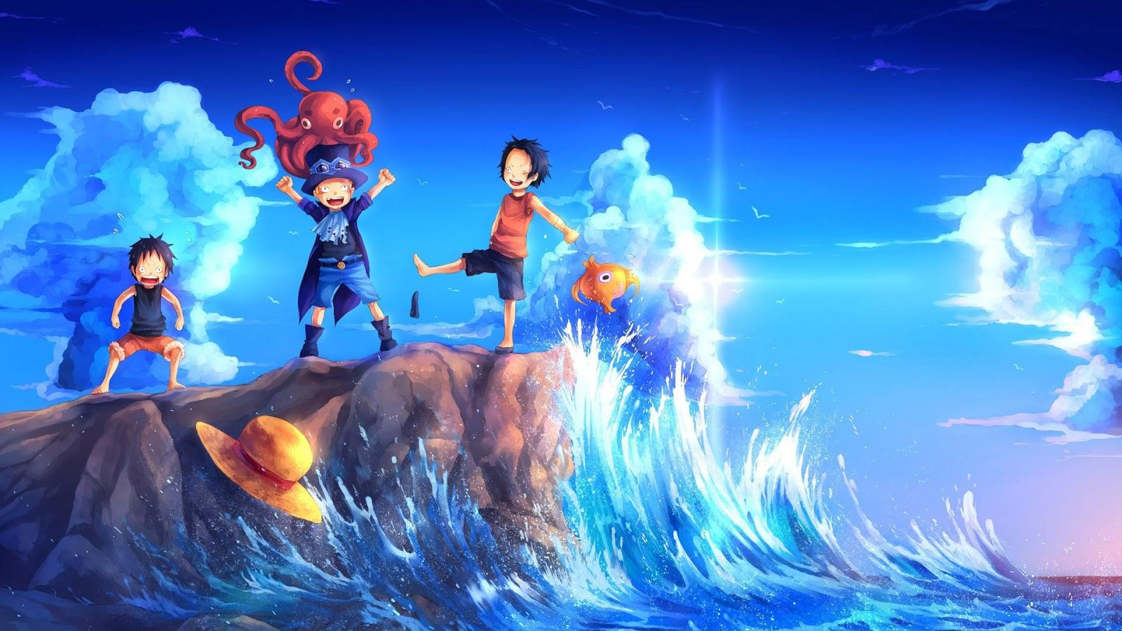 Gambar Wallpaper One Piece HD Terbaru 2016 Blogyoikocom