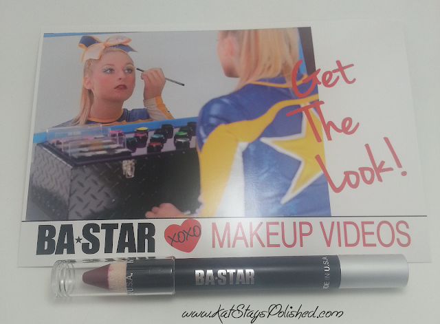 BA Star - Holiday Red Lip Pencil