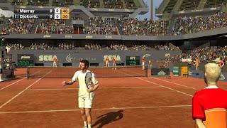 Virtua Tennis 4 (X-BOX360) 2011