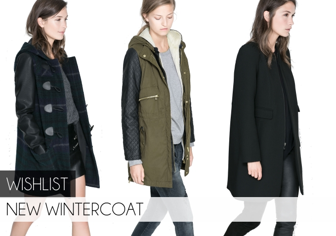 Zara wintercoat