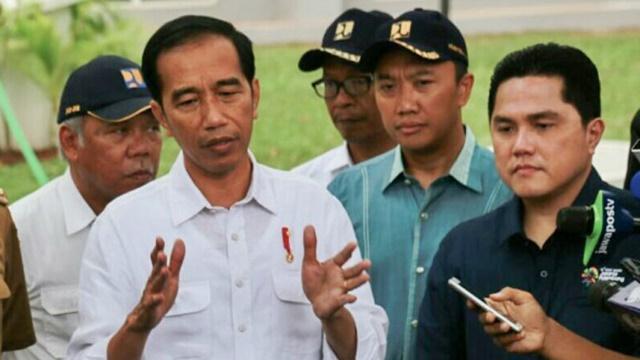 Bisa Saja Suap Kemenpora dan PUPR Mengalir ke Dana Kampanye Jokowi