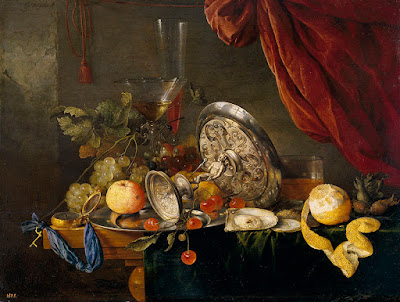 Jan Davidszoon de Heem - Table
