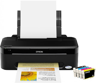 printer for costless equally an add-on teach as well as was initially quite satisfied Epson Stylus S22 Driver Download