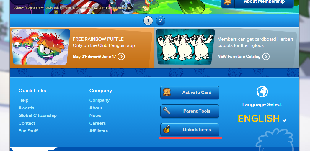 club penguin coupons free