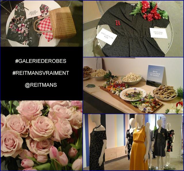 reitmans événement #galeriederobes